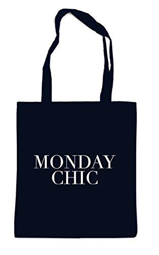 Borsa Nera Lunedì Chic