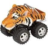 : Wild Republic Truck Tiger Monster