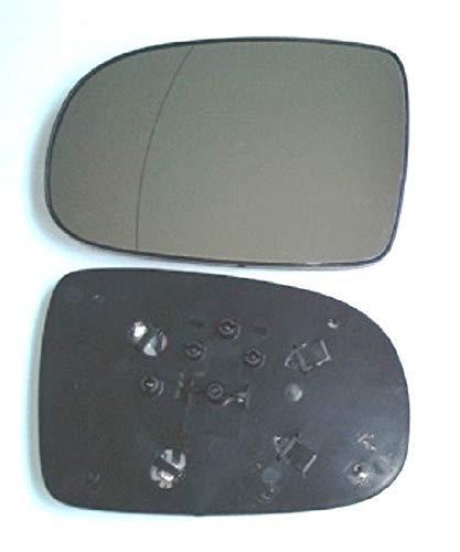 Pro!Carpentis Spiegel Spiegelglas Links beheizbar f/ü r Au/ß enspiegel elektrisch und manuell verstellbar geeignet