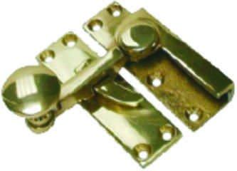 Quadrant Arm - Chrome Plated Quadrant Arm Sash Fastener - 60mm