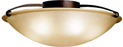 Kichler Lighting 2-Light Semi-Flush Ceiling Light