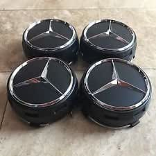 Amazon.com: New Set of 4 Raised Center Wheel Caps For ...
