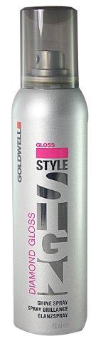 - Goldwell Style Sign Gloss Diamond Shine Hair Spray, 5.07 Ounce