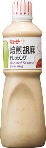 - Kewpie roasted sesame dressing 1L