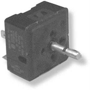 New Genuine OEM Maytag Stove/Oven/Range Infinite Switch - Part # 703650 (8 Inch Burner Switch)