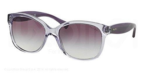 RALPH Lunettes de soleil RA 5191 13798H Trans Lt Purple / Purple Horn 55MM maz5yZ5l