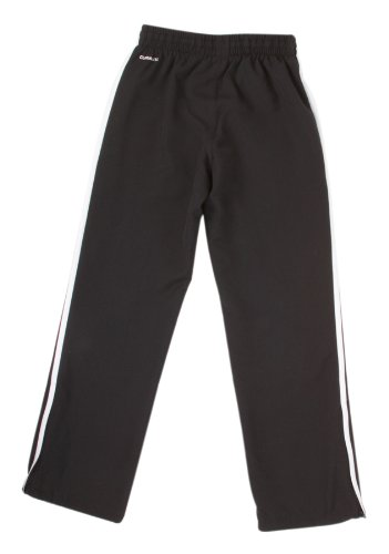 Adidas Ess 3S Woven Pant Open Hem bambini Climalite