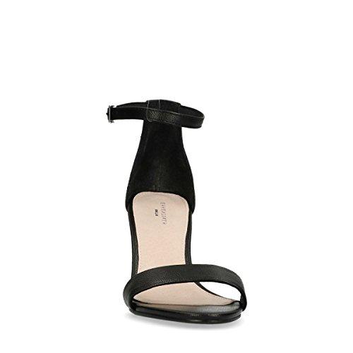 Sacha Damen Sandaletten Schwarz