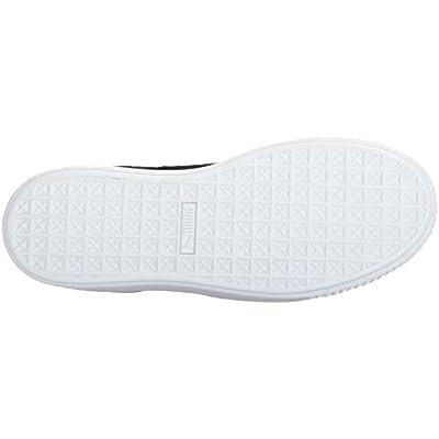 PUMA Women's Basket Platform DE Wn Sneaker | Fashion Sneakers