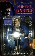 Puppet Master Fire and Frivolity Jester Gold Edition Japanese Exclusive Action Figure Puppet Master Six Shooter