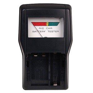 RadioShack Analog RC Car Battery Tester Checker for AA 9V 6V