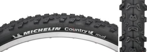 MICHELIN Country Mud Tire (Black, 26x2.0)