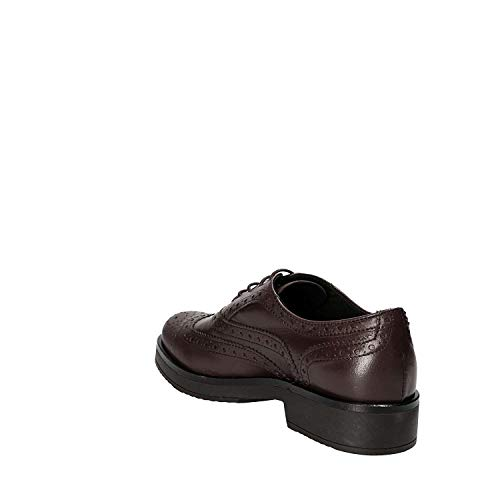 Mally 4704s Mujeres Marròn Zapatos 36 Casual 7gYxz7