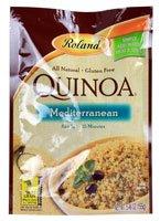 Roland Quinoa Gluten Free Mediterranean - 5.46 oz by Roland