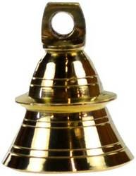 Brass bell 2 1/2''