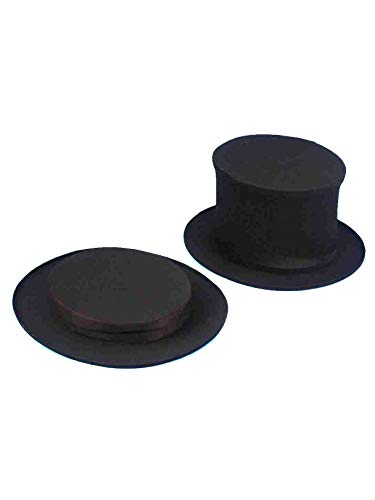 Forum Novelties Inc - Children's Collapsible Black Top Hat]()