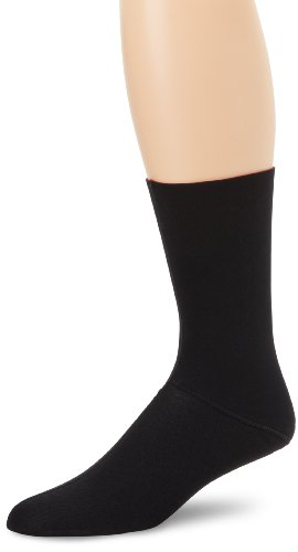 Seirus Innovation 6901 Windproof Winter Cold Weather NeoSock with 50% More Stretch, Black, Small