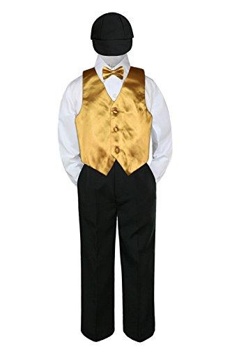 Formal Toddler Black Pants Suits