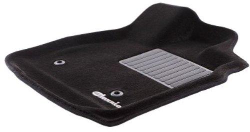 クラッツィオ フロアマット 立体タイプ フロント用 デリカ D:5 Clazzio カーペットタイプ ブラック EM-0775-K B00DGN222W