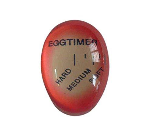Lidahaotin Changement de couleur Egg Timer parfait oeufs bouillis Temperature aide de cuisine