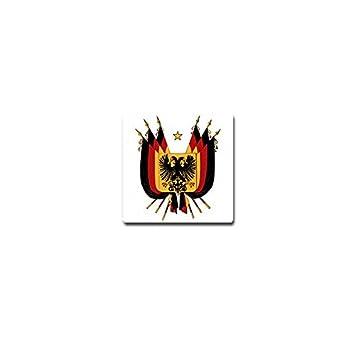 Aufkleber Sticker Wappen Kaiserreich Deutschland Aachen