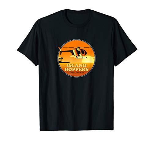 Island Hoppers Classic 80's TV T-Shirt