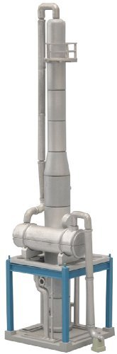 Jiokore Building Collection scene Accessory 072 Complex A - distillation column -