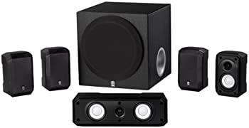 Yamaha NS-SP1800BL 5.1-Ch Home Theater Speakers