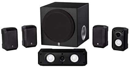 Yamaha NS-SP1800BL 5 1-Channel Home Theater Speaker System