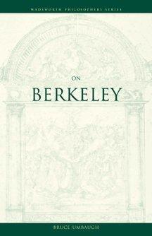 On Berkeley (Wadsworth Philosophers Series)