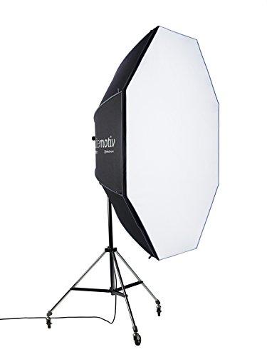 Elinchrom Indirect Litemotiv Octa Softbox 191cm (EL28000) Photography Lighting Flash Unit Kit with Remote System Control