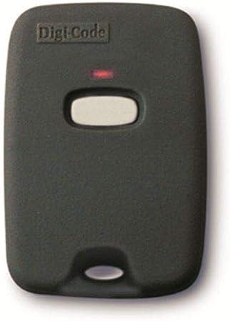Digi-Code 5010 1-Button Visor Gate Garage Door Remote Control Digicode DC5010