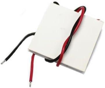 elinke 10pcs //lot+TEC1-12705 Thermoelectric Cooler Peltier 12705 12V 5A Cells TEC12705 Peltier Elemente Module
