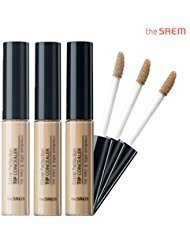 [the SAEM] Cover Perfection Tip Concealer SPF28 PA++ 6.5g - 3 Colors Set