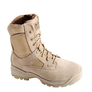 5.11 Tactical A.T.A.C. 8'' Boot, Coyote, 13 (R) by 5.11
