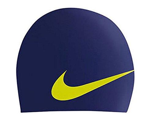 Nike Big Swoosh Graphic Cap, Midnight Navy