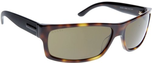 Gucci 1001 (0WRREC) Havana w/ Brown Lens 64mm