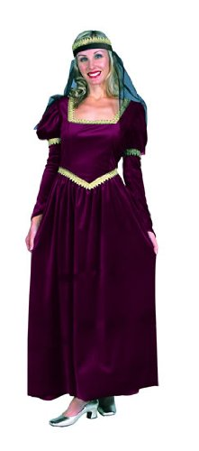Adult Renaissance Princess Costume Plus Size (16-20)