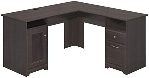 Pemberly Row 60″ Home Office L-Shape Desk