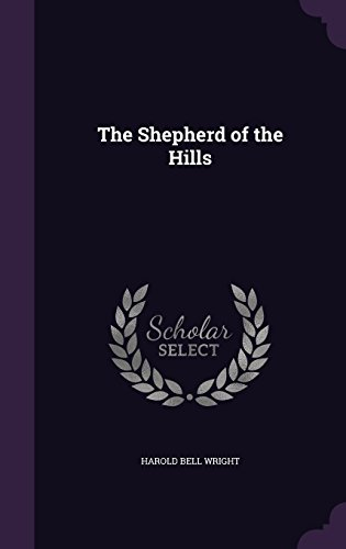 book cover of The Shepherd of the Hills