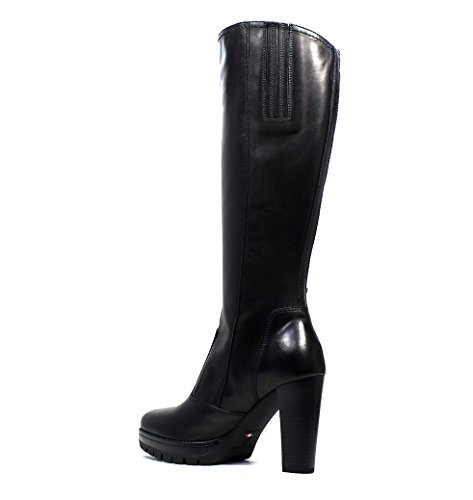 Nero GiardiniHigh Heel Women Black Boot A616422D 100 collection hiver nouvelle automne 2016 2017