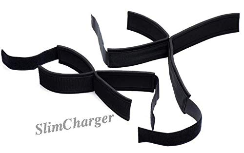 SlimCharger Double Leg and Arm Restraints for Women Men & Adult Couples