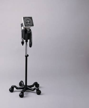 MCK31922500 - Mckesson Brand Aneroid Sphygmomanometer McKesson Pole Mounted 2-Tube Adult Arm by McKesson (Image #1)
