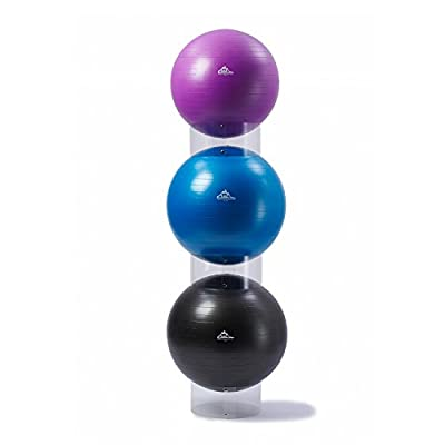 Black Mountain Products Bmp Exercise Stability Ball Display Holder Set of 3 from Black Mountain Products