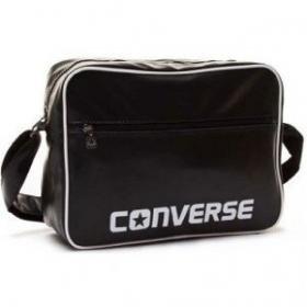 510c471afc9 Converse Player Airliner Bag - Black White Messenger Shoulder Flight ...