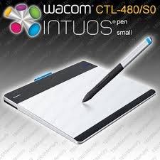 Wacom Intuos Pen Tablet Small CTL-480/S0-CX