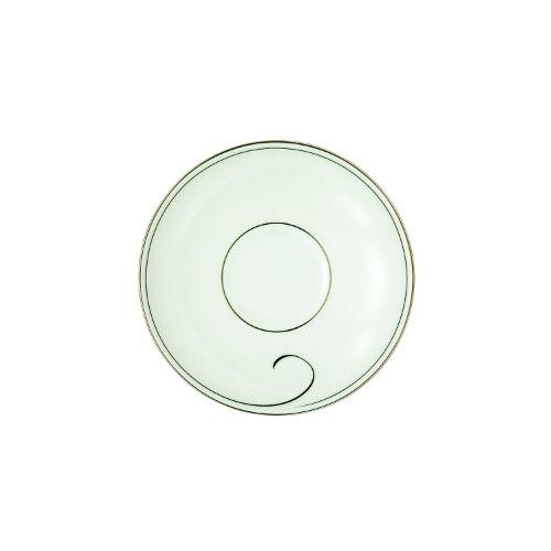 - Waterford Ballet Ribbon Tea Saucer, 6-Inch