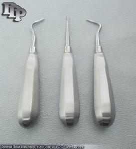 Dental Root Elevators #301,302,303 DDP Instruments