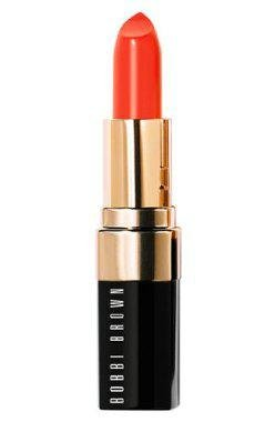 Bobbi Brown Lip Color Lipstick ATOMIC ORANGE ~ Neon & Nudes collection