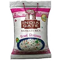 India Gate Basmati Rice Rozana, 5 Kg